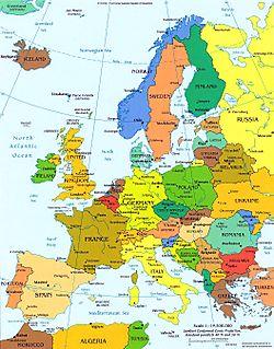 Europe-political