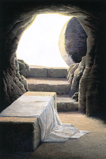 Empty Tomb by Kruse Kronicle
